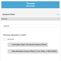 Let Attendees Create Their Own Agenda